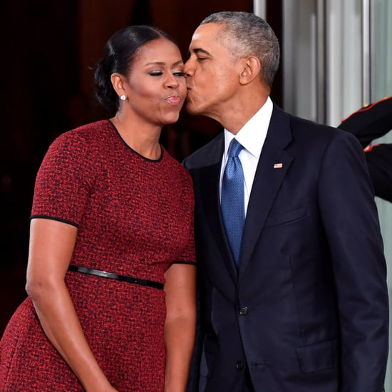 Barack and Michelle Obama Best Pictures 2017