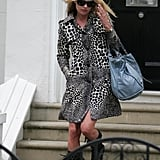 Leaving in Leopard