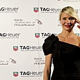Cameron Diaz attended a Swiss event.