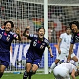 2011: Japan's World Cup Victory Brings Hope to Their Country