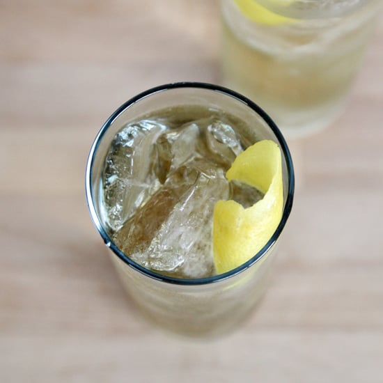 Healthy Ginger Ale Recipe