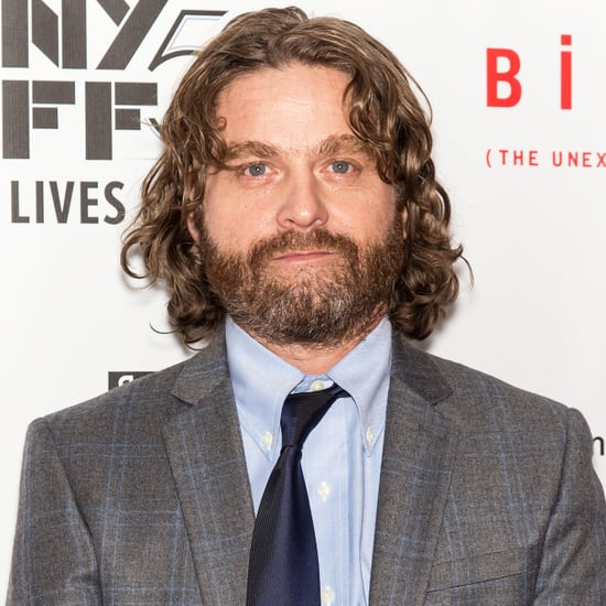 Zach Galifianakis Reveals Weight Loss at Birdman Premiere