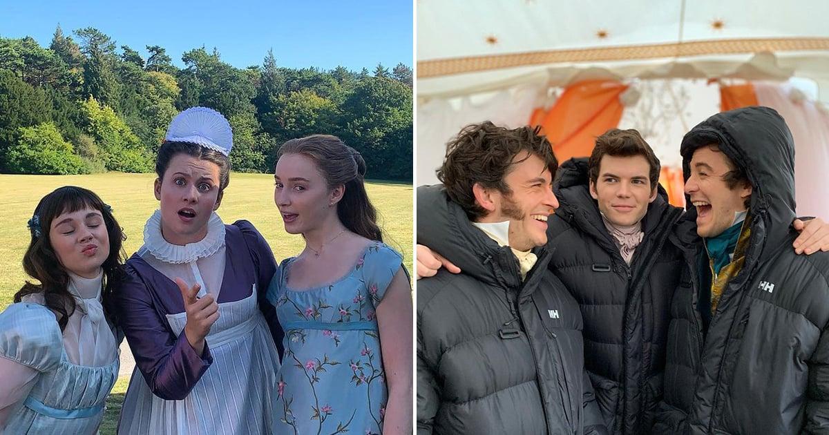 We're Not at All Jealous of the Bridgerton Cast's Adorable Offscreen Bond