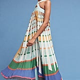 Geisha Designs Abstraction Maxi Dress