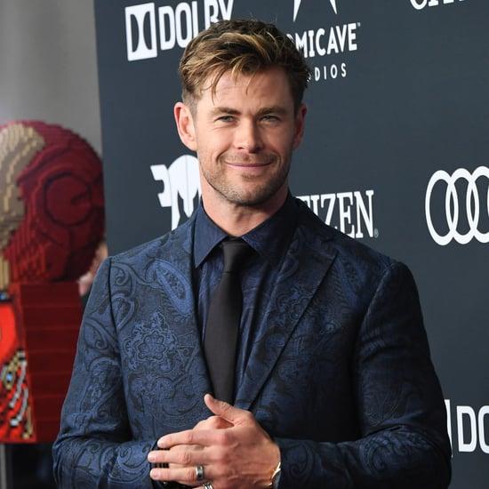 Sexy Chris Hemsworth Pictures 2019