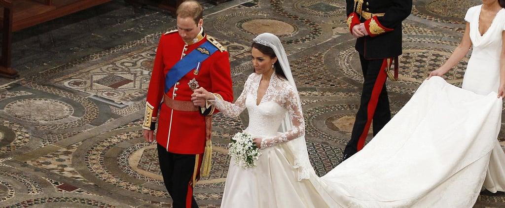 Wedding Dresses Like The Duchess of Cambridge's