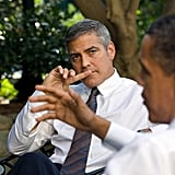 George Clooney vs. Steve Wynn
