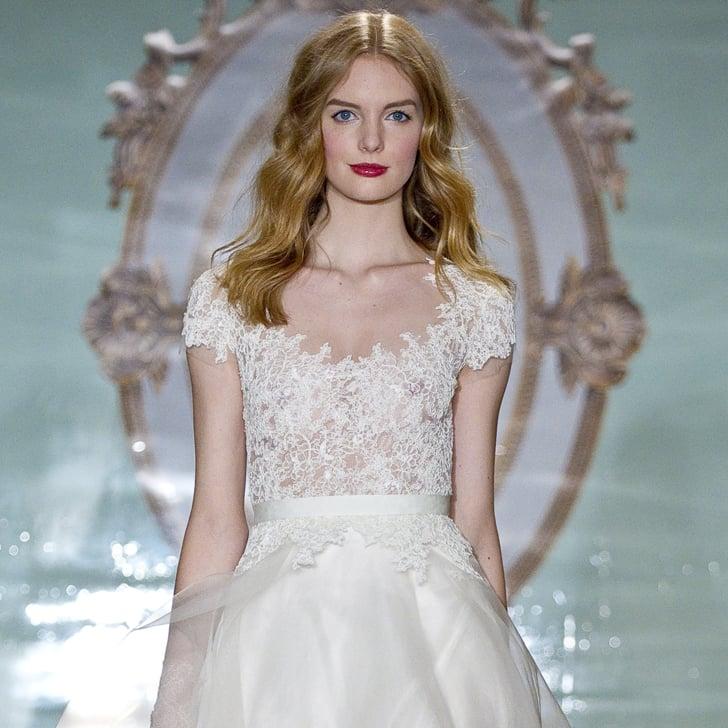 Reem Acra Spring 2015 Wedding Dress Runway Pictures