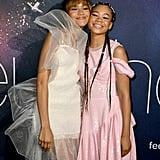 Storm Reid's Celebrity Idol: Zendaya