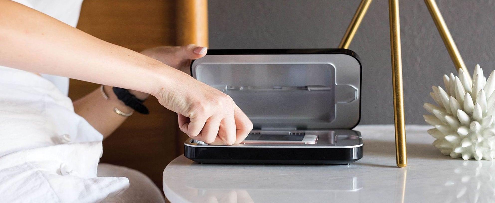Best UV Light Phone Cleaner on Amazon