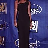 Tyra Banks at the 1996 Billboard Music Awards
