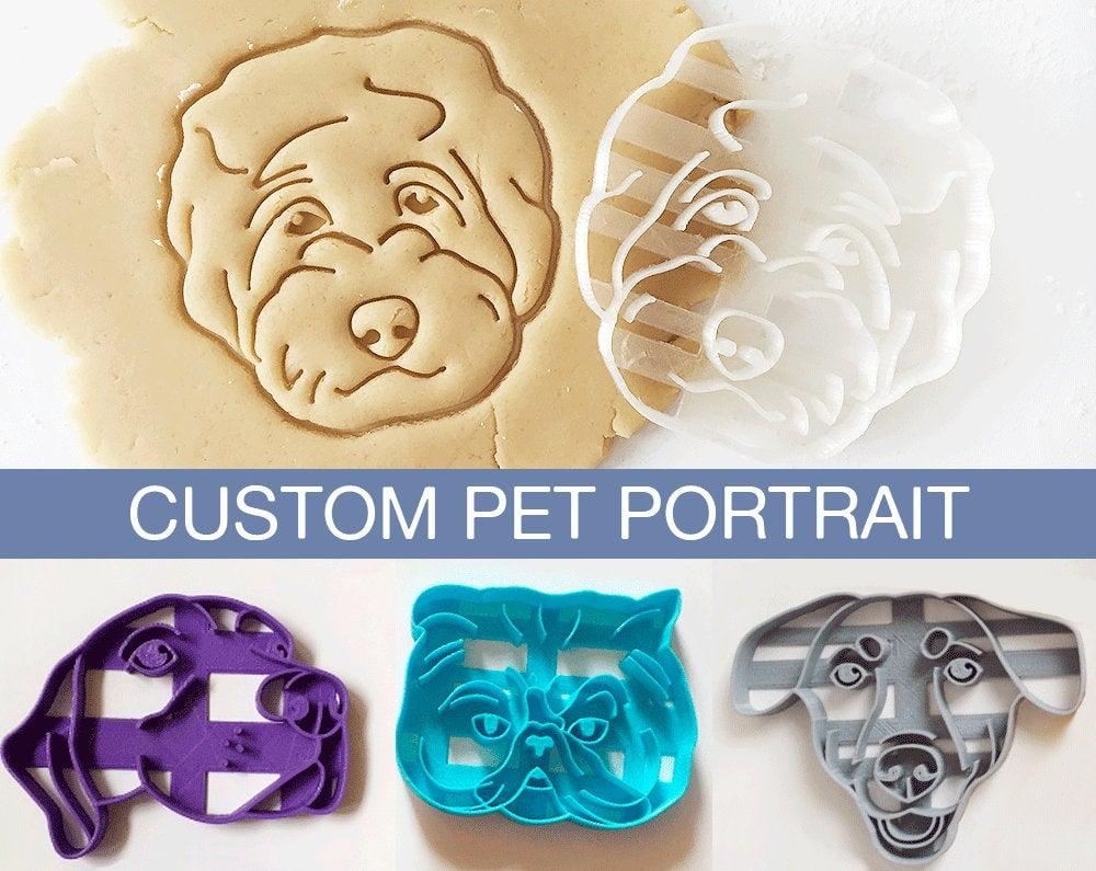 Various Pet Cookie Cutters
