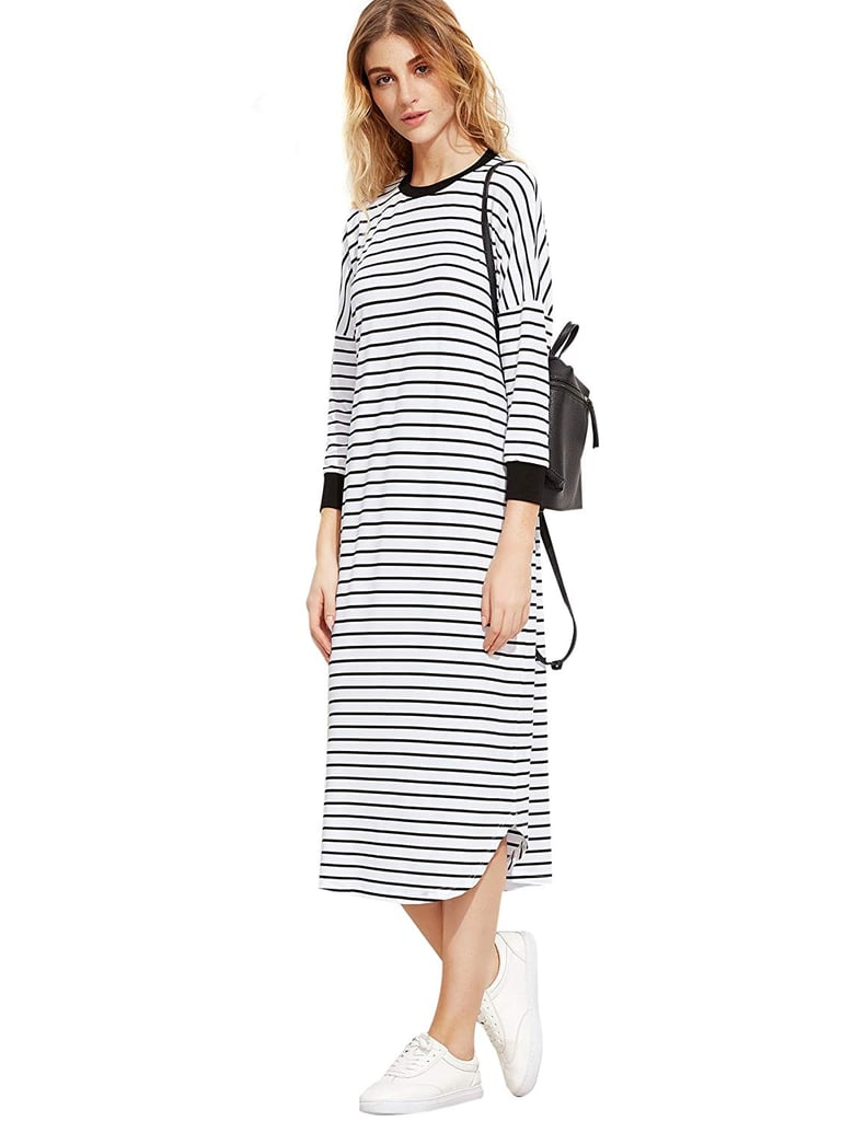 952e0bde681 Romwe T-Shirt Dress