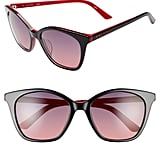 Calvin Klein 54mm Cat Eye Sunglasses
