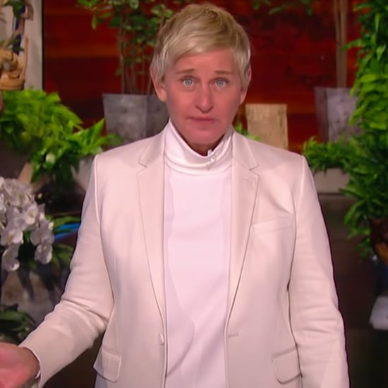Ellen DeGeneres Addresses Show's Controversy in Monologue