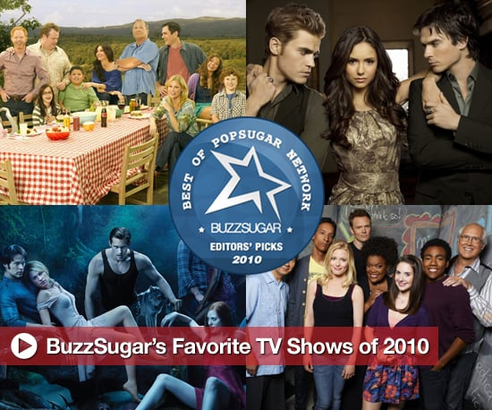 Favorite TV Shows of 2010