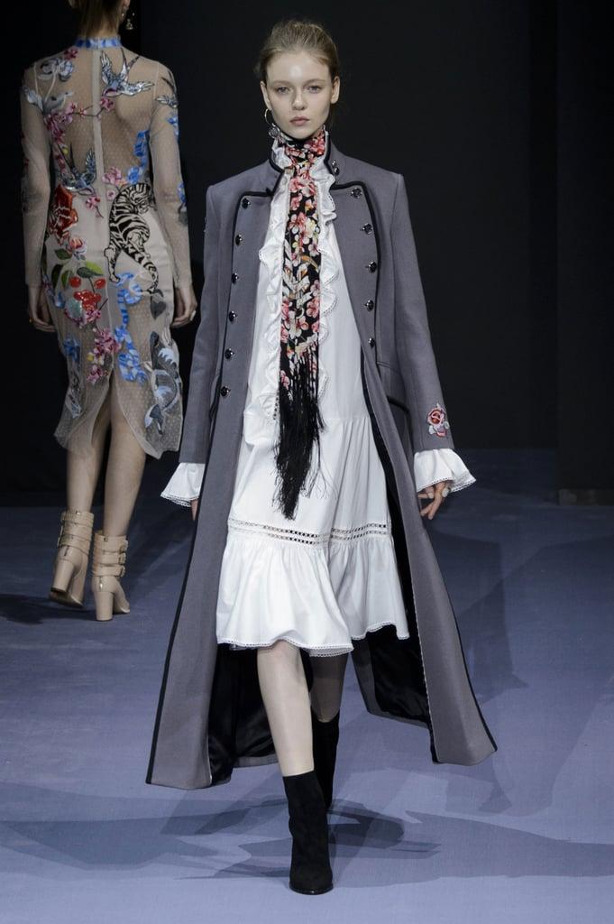 Temperley Autumn/Winter 2016 at London Fashion Week