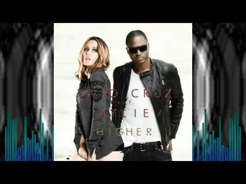 Kyle Minogue teams up with Taio Cruz for a remix of Higher