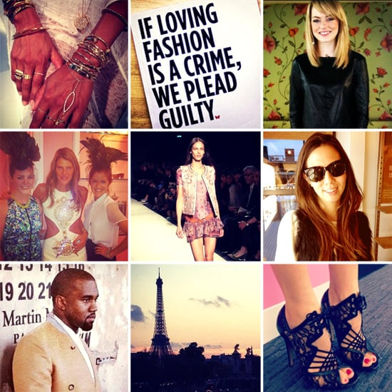 Fashion Instagram Pictures 2012 Popsugar Fashion