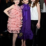 Chloe Coleman, Julia Butters, and Darby Camp at EW's 2020 SAG Awards Preparty