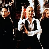 Charlie's Angels (2000) and Charlie's Angels Full Throttle (2003)