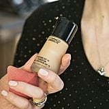 "It may sound like a makeup faux pas, but Bettelli recommends starting with a foundation that's one to two shades darker than your complexion if you're going for a bronzed makeup look. ""Mineralize Moisture ($33) is my favorite for the Spring/Summer season,"" she says. ""It adds a radiant glow and sunscreen to your daily routine."" Helpful tip: Match your foundation to your arms, which usually get more sun and and are slightly darker than your face."