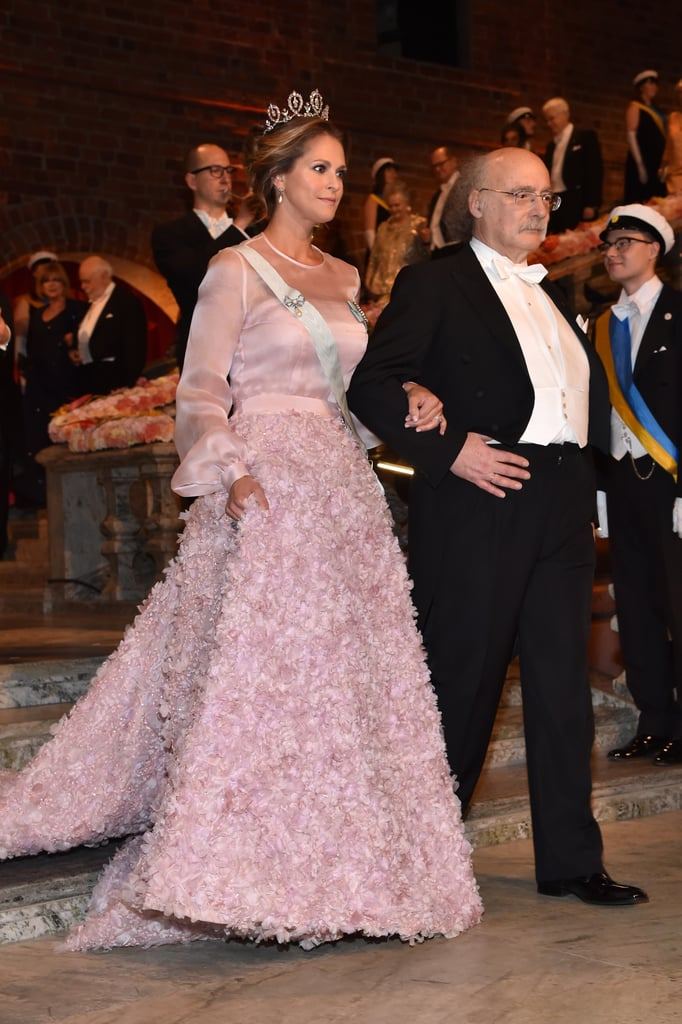 It Was Light Pink and Poufy For Princess Madeleine, Who Went With a Statement-Making Design