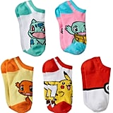 Girls Pokémon No-Show Socks