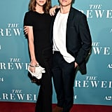 Barbara and Dylan at The Farewell's New York Screening in July 2019
