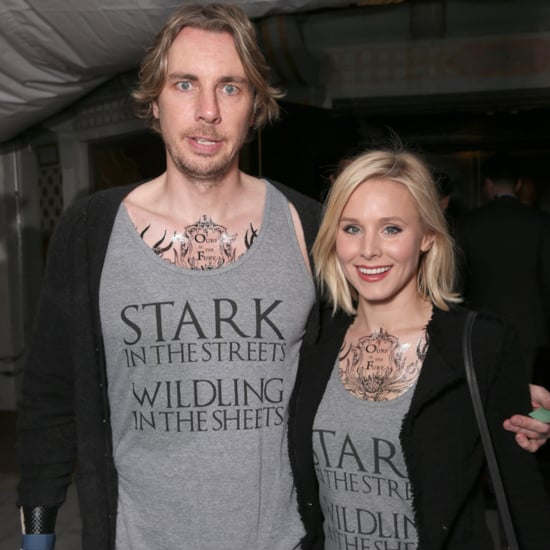Kristen Bell, Dax Shepard at Game of Thrones Premiere 2016