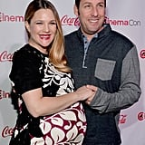 Drew Barrymore and Adam Sandler Had an Adorable Reunion at the  CinemaCon Big Screen Achievement Awards