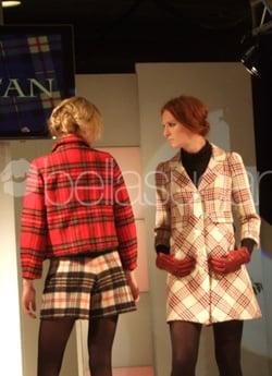 Manchester in Fashion Weekend: Catwalk Autumn Winter Hair Trends