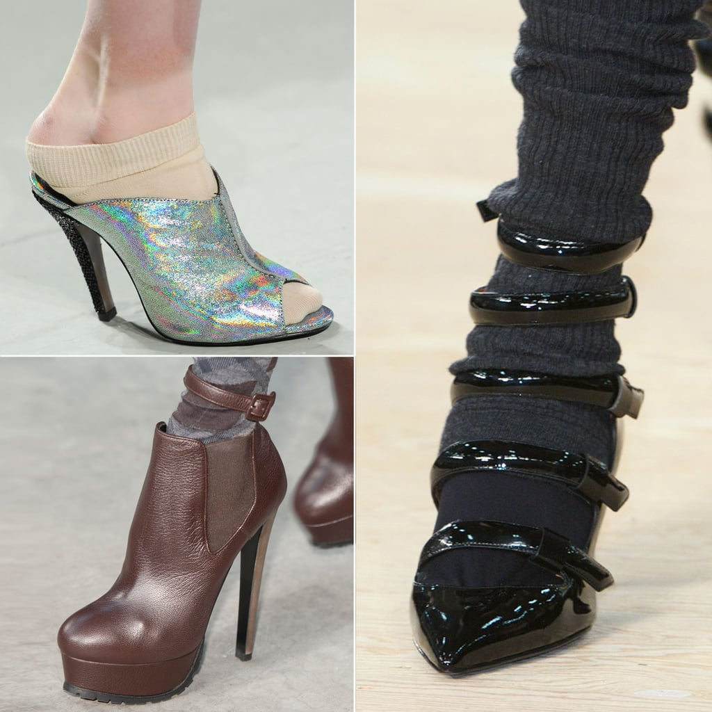 See Fall's Best Runway Shoes Right Here, Right Now
