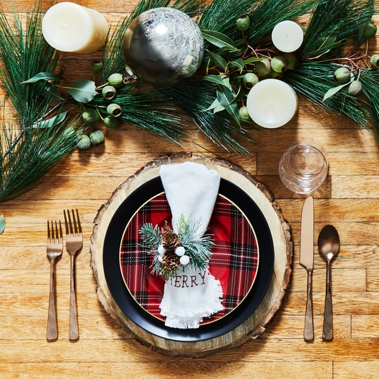 3 Festive, Minimalist Holiday Tablescapes