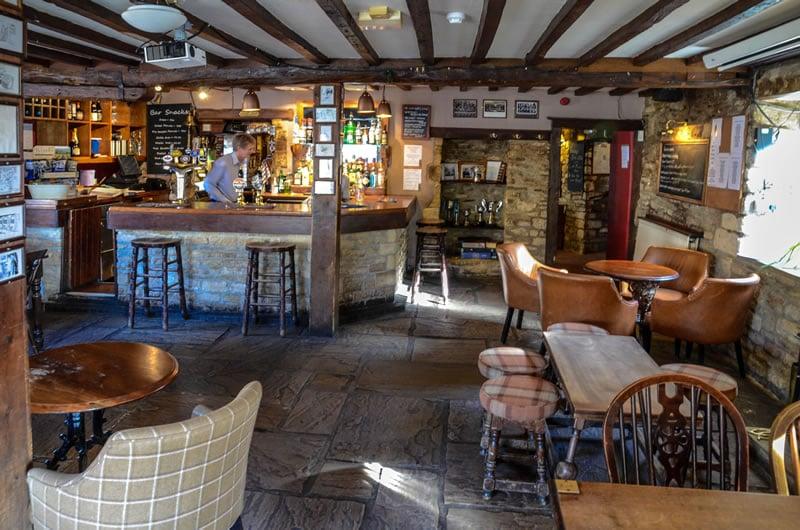 The Rattlebone Inn — Gloucestershire