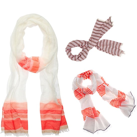 Top Five Neon Striped Scarves to Shop Online for Every Budget: Luxe to Less from LemLem, Jay Jays & More