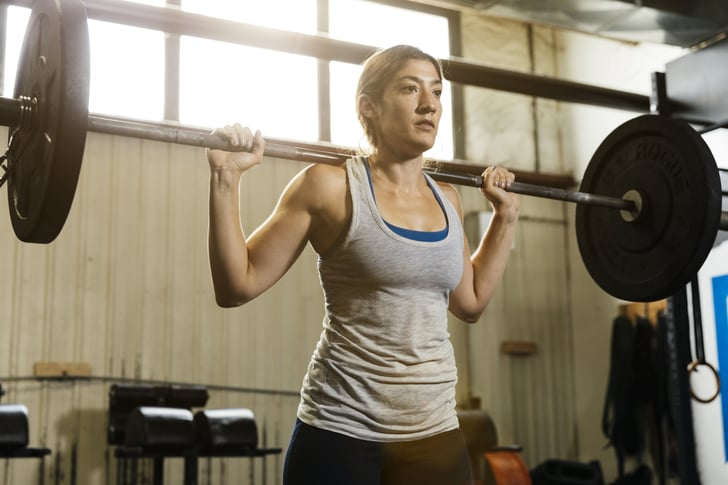 Full Body Gym Workout For Women Popsugar Fitness What's important is you push yourself and. full body gym workout for women