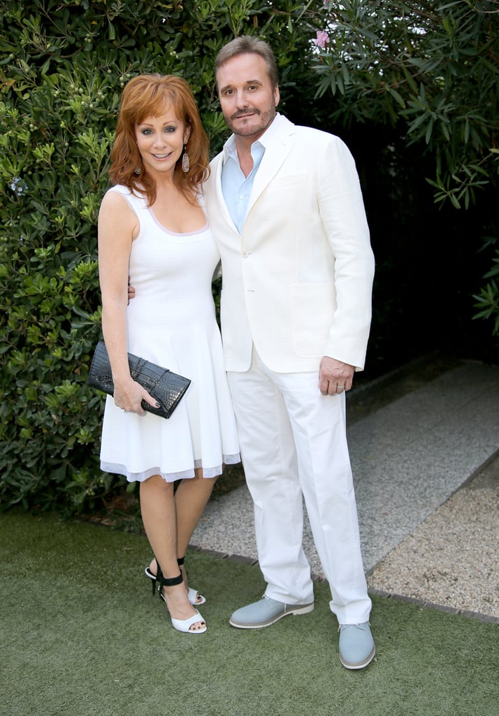 Reba Mcentire And Narvel Blackstock Country Singers And