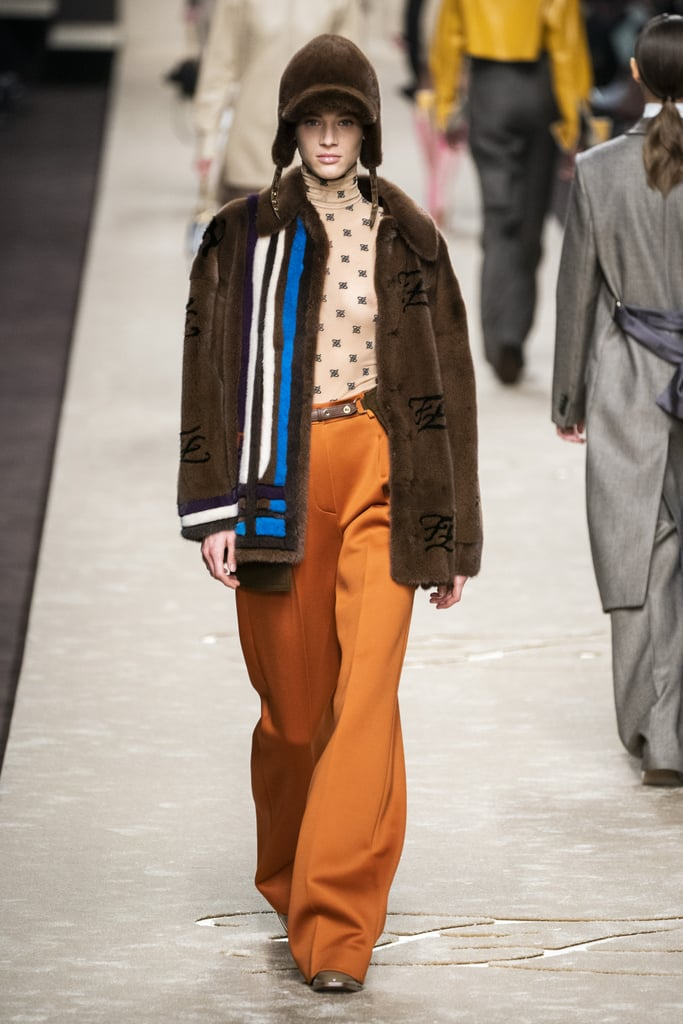 Fendi Runway Fall 2019