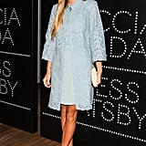 Harley Viera Newton at the Catherine Martin and Miuccia Prada Dress Gatsby opening cocktail party in New York. Source: Billy Farrell/BFAnyc.com