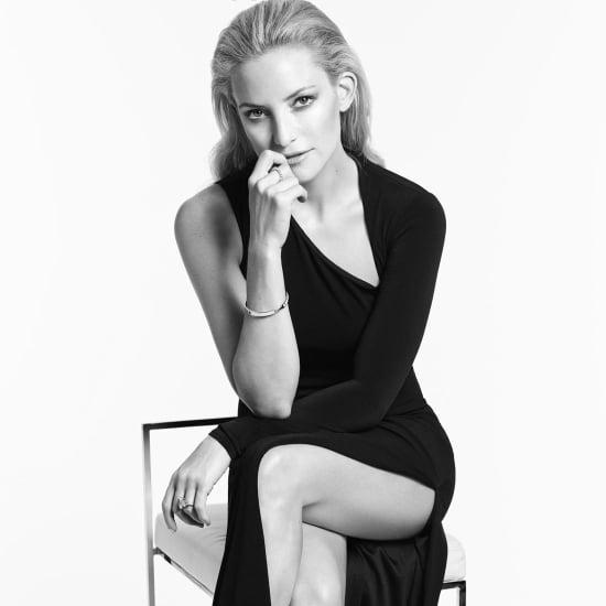 Kate Hudson Ann Taylor Black Dress Collection