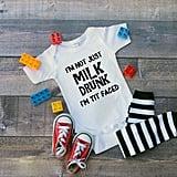 Milk Drunk Breastfeeding Onesie