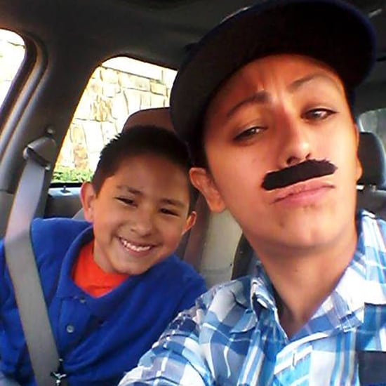 Single Mom Dresses Up as Dad to Take Her Son to School Event