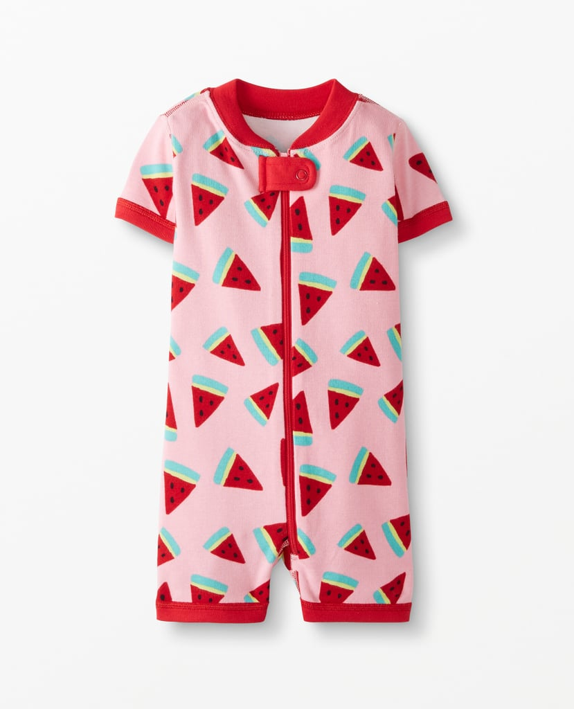 Hanna Andersson Shortie Sleeper in Organic Cotton