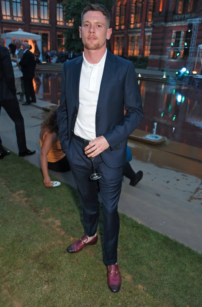 Jack O'Connell at V and A Summer Party | June 2017 ...