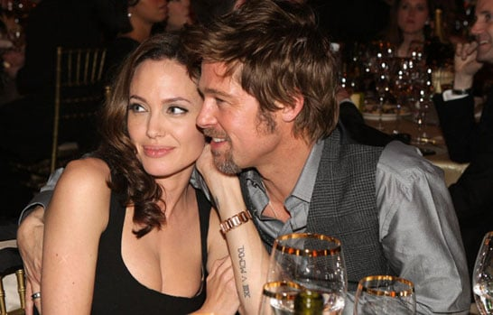 Brad Pitt and Angelina Jolie Married in New Orleans