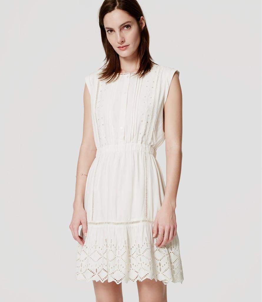 LOFT Pueblo Dress ($98)