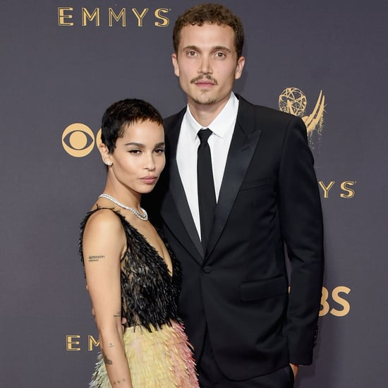 Zoë Kravitz and Karl Glusman Married
