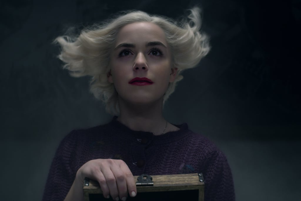 A First Look at Chilling Adventures of Sabrina Season 4