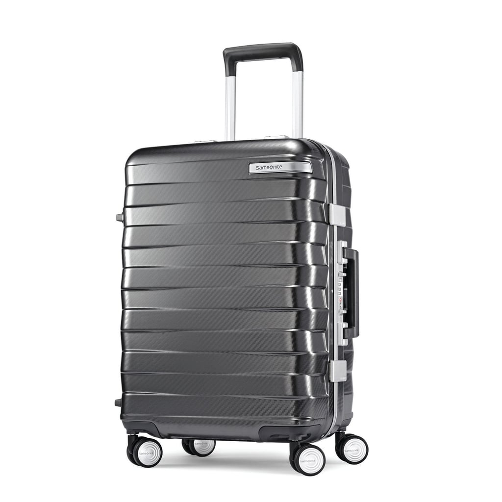 Samsonite Framelock Hardside Carry On Luggage